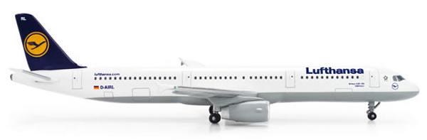 Herpa 508797 - Airbus 321-100 (31.95) Lufthansa