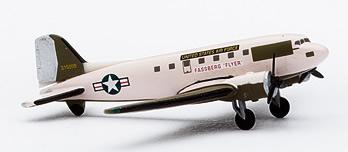 Herpa 511377 - DC-3 (21.25) Air Force Fassberg