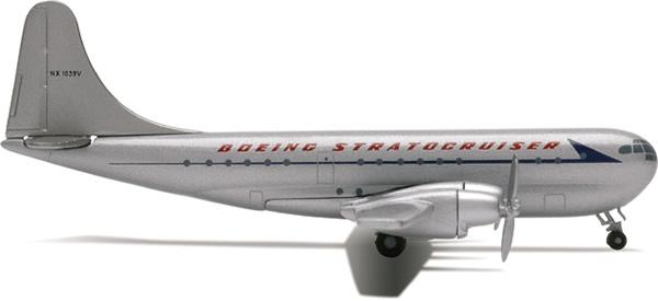 Herpa 513869 - Boeing 377 Stratocruiser (29.25) Boeing Milestone