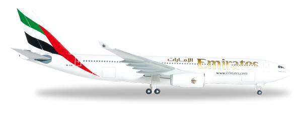 Herpa 514133 - Airbus 330-200 514132-001 Emirates