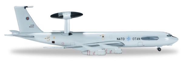Herpa 515130 - Boeing E-3a Sentry 515139-001 NATO