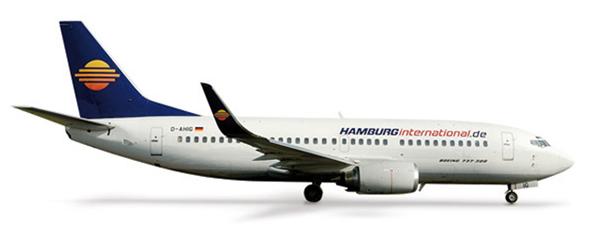 Herpa 515542 - Boeing 737-300 SP (31.25) Hamburg International