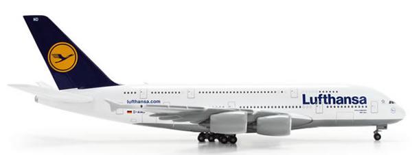 Herpa 515986 - Airbus 380-800 Lufthansa