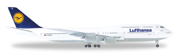 Herpa 516062 - Boeing 747-8 516068-004 Lufthansa
