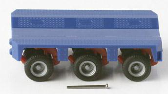 Herpa 51620 - Two 12whl Convrsion Units