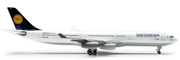Herpa 516549 - Airbus 340-300 (39.95) Lufthansa