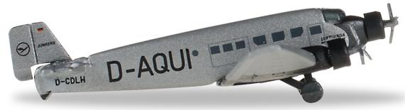 Herpa 516709 - JU-52 Lufthansa