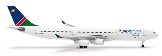 Herpa 517515 - Airbus 340-300 (37.95) Air Namibia