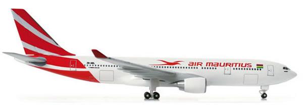 Herpa 517560 - Airbus 330-200 (37.95) Air Mauritius