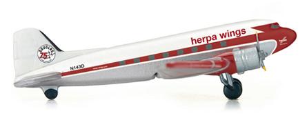 Herpa 517690 - DC-3 (26.75) Herpa