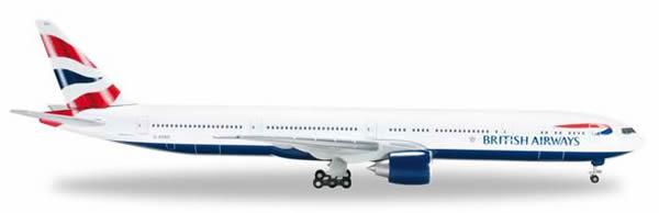 Herpa 518248 - Boeing 777-300er 518246-002 British Airways