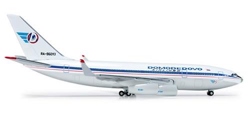 Herpa 518628 - Ilyushin 96-300 (44.50) Domodedovo Airlines