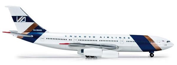 Herpa 518871 - Ilyushin 86 (44.50) Vnukovo Airlines