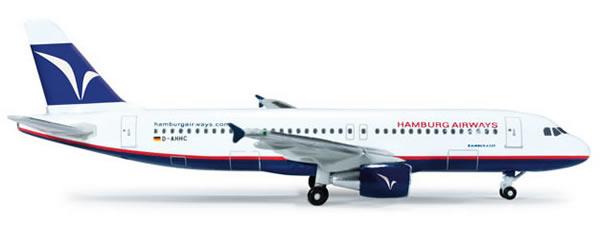 Herpa 518932 - Airbus 320 (33.95) Hamburg Airways