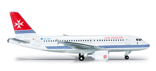 Herpa 519182 - Airbus 319 (32.50) Air Malta