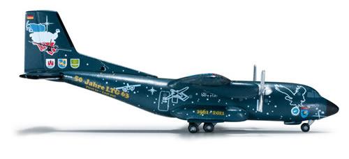 Herpa 519236 - Transall C-160 (39.95) German Airforce - 50th Ann...