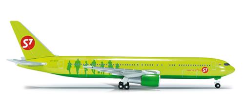 Herpa 519274 - Boeing 767-300 S7 Airlines