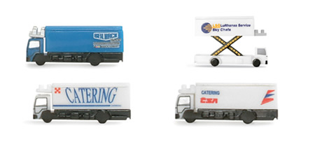 Herpa 520577 - Airport Catering Vehicles