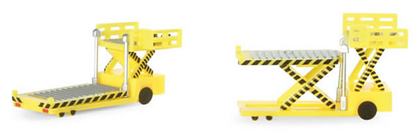 Herpa 520621 - Container Loading Vehicles
