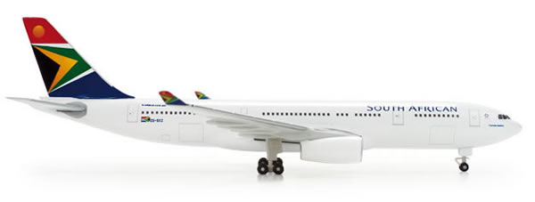 Herpa 520805 - Airbus 330-200 (42.50) South African