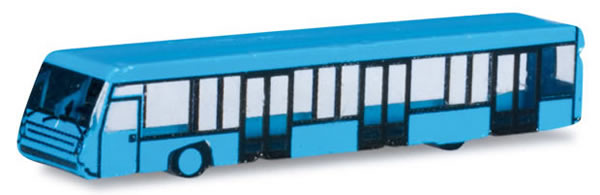 Herpa 521017 - Amsterdam Airport Buses - 4 Buses