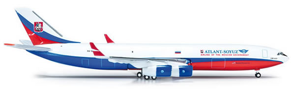 Herpa 523103 - Ilyushin 96-400t (41.50) Atlant