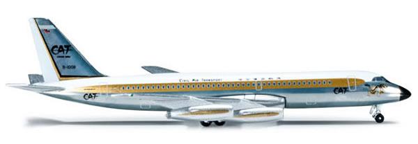 Herpa 523141 - Convair 880 (37.95) Cat Civil Air Transport
