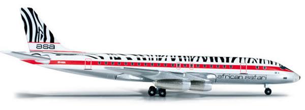 Herpa 523233 - DC-8-30 Extra Shop African Safari Airways
