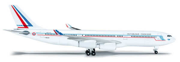 Herpa 523509 - Airbus 340-200 (41.50) French Air Force