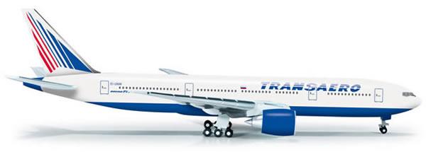 Herpa 523561 - Boeing 777-200 (41.50) Transaereo