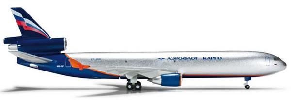Herpa 523653 - MD 11-F Aeroflot Cargo
