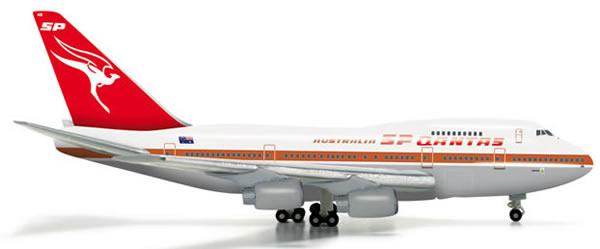 Herpa 523714 - Boeing 747SP (47.25) Qantas