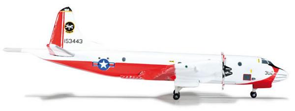 Herpa 523752 - P-3 Orion (36.25) US Navy bloodhound