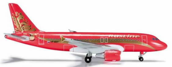 Herpa 523776 - Airbus 319 Extra Shop Rus Line