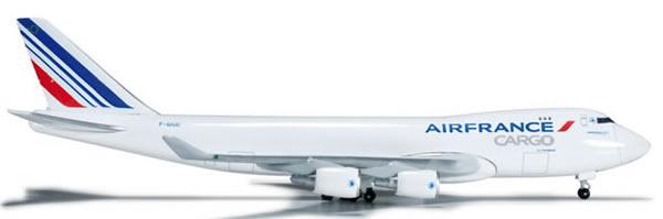 Herpa 523882 - Boeing 747-400f Air France Cargo