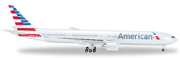 Herpa 523952 - Boeing 777-300er 523950-002 American