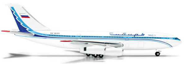 Herpa 524131 - Ilyushin 86 (43.95) Siberia Airlines