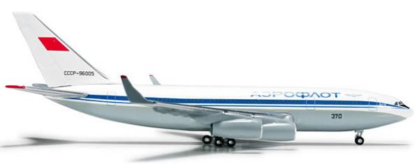 Herpa 524223 - Ilyushin 96-300 Aeroflot