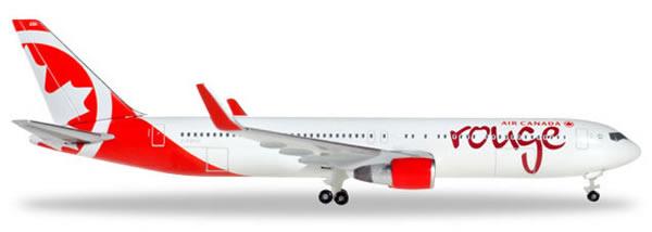 Herpa 524230 - Boeing 767-300 524230-001 Air Canada Rouge