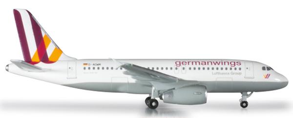 Herpa 524261 - Airbus 319 (37.95) Germanwings