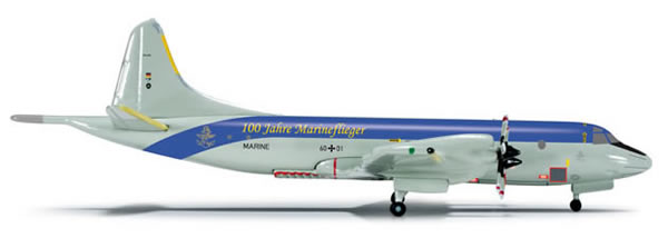Herpa 524414 - Lockheed P-3 (38.95) German Navy Centennial