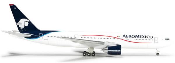 Herpa 524483 - Boeing 777-200 Aeromexico