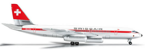 Herpa 524599 - Convair 990 Swissair