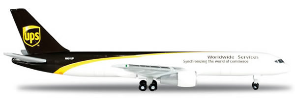 Herpa 524612 - Boeing 757-200f UPS Airlines