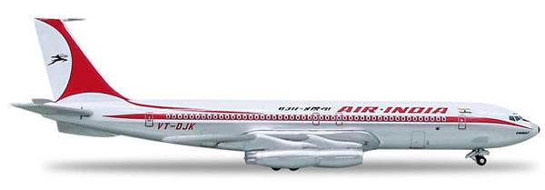 Herpa 524681 - Boeing 707-400 Air India