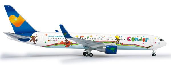Herpa 524704 - Boeing 767-300 Condor - Janosch
