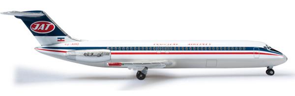 Herpa 524742 - DC 9-30 Yat - Yugoslavia