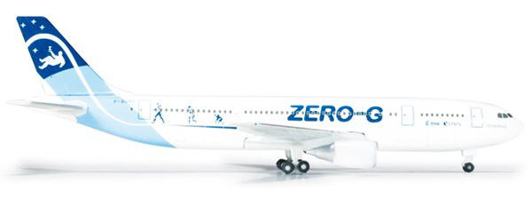 Herpa 524766 - Airbus 300 B2 Novespace - Zero G