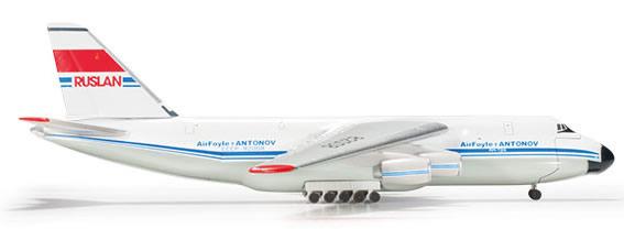 Herpa 524865 - Antonov An-124 Air Foyle