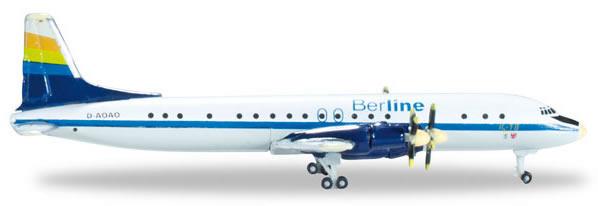 Herpa 526227 - Ilyushin Il-18 Extra Shop Berline